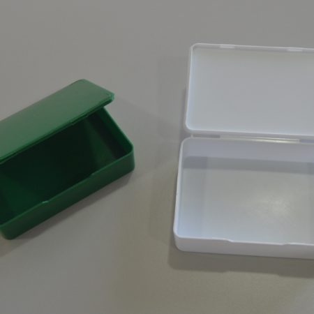 Petaca fabricada en Polipropileno