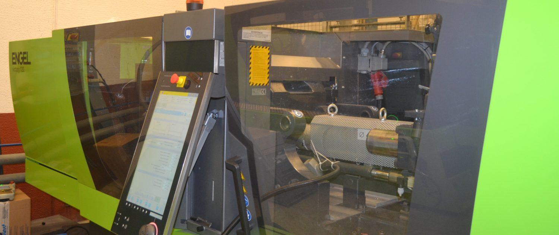 Instalaciones en Barcelona de inyección de moldes y piezas de plásticos