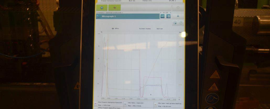 software de moldeo por inyección